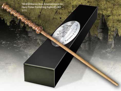 Imagen de Harry Potter Varita Mágica Arthur Weasley