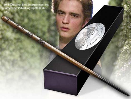 Foto de Harry Potter Varita Mágica Cedric Diggory