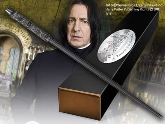 Foto de Harry Potter Varita Mágica Profesor Snape