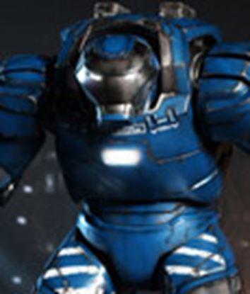 Imagen de Iron Man 3 Figura Iron Man Mark XXXVIII Igor