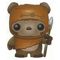 Imagen de FIGURA POP STAR WARS: EWOK WICKET