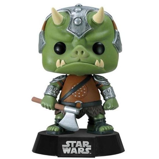 Foto de  FIGURA POP STAR WARS: GAMORREAN GUARD