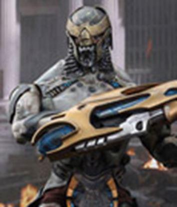 Imagen de Los Vengadores Figura Chitauri Footsoldier