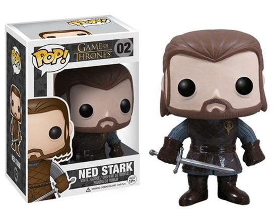 Foto de  FIGURA POP MOVIE JUEGO DE TRONOS: NED STARK 10 cm