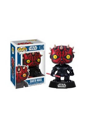 Imagen de  FIGURA POP STAR WARS: DARTH MAUL