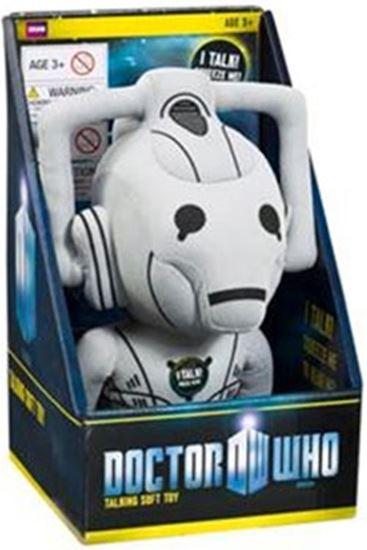 Foto de Doctor Who Peluche con sonido Cyberman 23 cm