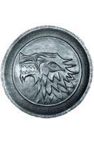 Imagen de Juego de Tronos Pin Escudo Huargo de la Casa Stark