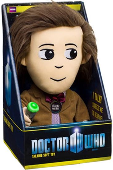 Foto de Doctor Who Peluche con sonido y luz 11th Doctor 23 cm