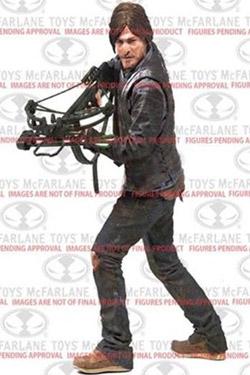 Imagen de The Walking Dead Figura Daryl Dixon 25 cm
