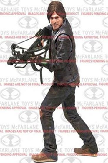 Foto de The Walking Dead Figura Daryl Dixon 25 cm