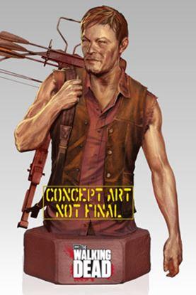 Imagen de The Walking Dead Busto 1/6 Daryl Dixon 18 cm