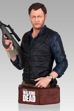 Imagen de The Walking Dead Busto 1/6 The Governor 19 cm