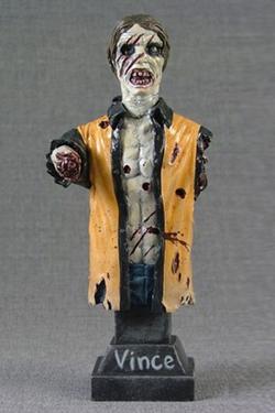 Imagen de The Walking Dead Busto 1/9 Vince 11 cm