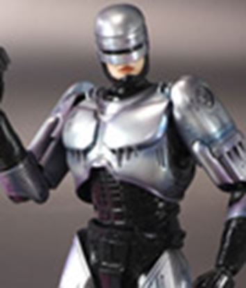 Imagen de Robocop Play Arts Kai Figura Robocop 1987