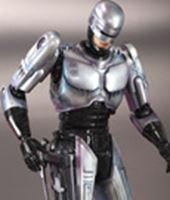 Foto de Robocop Play Arts Kai Figura Robocop 1987