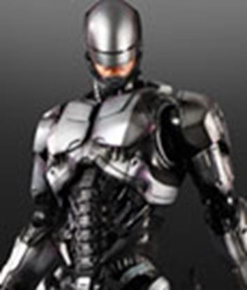 Imagen de Robocop Play Arts Kai Figura Robocop 1.0