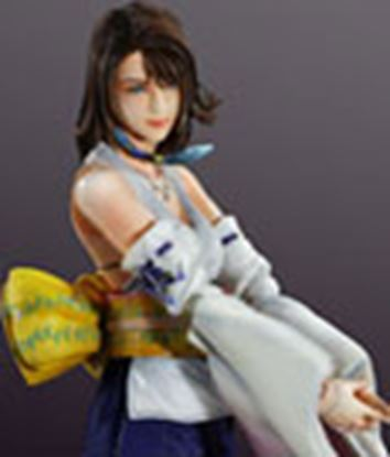 Imagen de Final Fantasy X HD Remaster Play Arts Kai Figura Yuna