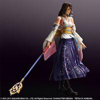 Foto de Final Fantasy X HD Remaster Play Arts Kai Figura Yuna