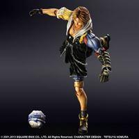 Foto de Final Fantasy X HD Remaster Play Arts Kai Figura Tidus