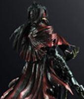 Foto de Final Fantasy VII Play Arts Kai Vincent Valentine Exclusive Metallic Ver.