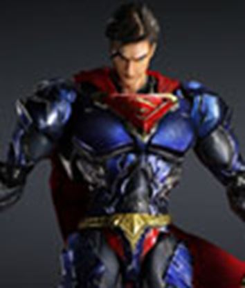 Imagen de DC Comics Variant Play Arts Kai Vol. 3 Figura Superman