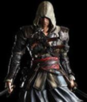 Foto de Assassin´s Creed IV Black Flag Play Arts Kai Figura Edward Kenway