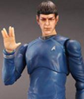 Foto de Star Trek Play Arts Kai Figura Spock