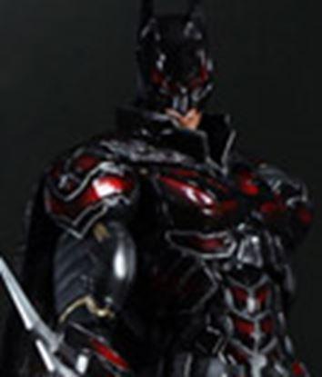 Imagen de DC Comics Variant Play Arts Kai Figura Batman Limited Color Ver.