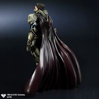 Foto de Man Of Steel Play Arts Kai Figura Jor-El