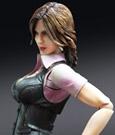 Imagen de Resident Evil 6 Play Arts Kai Figura Helena Harper