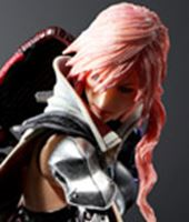 Foto de Lightning Returns: Final Fantasy XIII Play Arts Kai Figura Lightning