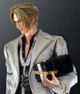 Imagen de Final Fantasy VII Advent Children Play Arts Kai Figura Rufus Shinra