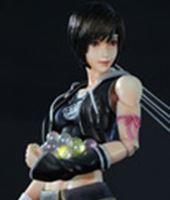Foto de Final Fantasy VII Advent Children Play Arts Kai Figura Yuffie Kisaragi