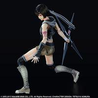 Foto de Final Fantasy VII Advent Children Play Arts Kai Figura Yuffie Kisaragi