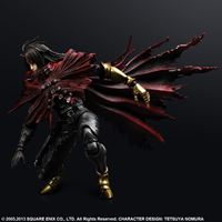 Foto de Final Fantasy VII Play Arts Kai Figura Vincent Valentine