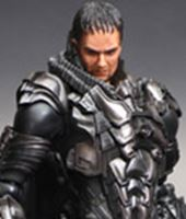 Foto de Man Of Steel Play Arts Kai Figura General Zod