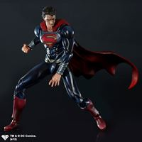 Foto de Man Of Steel Play Arts Kai Figura Superman