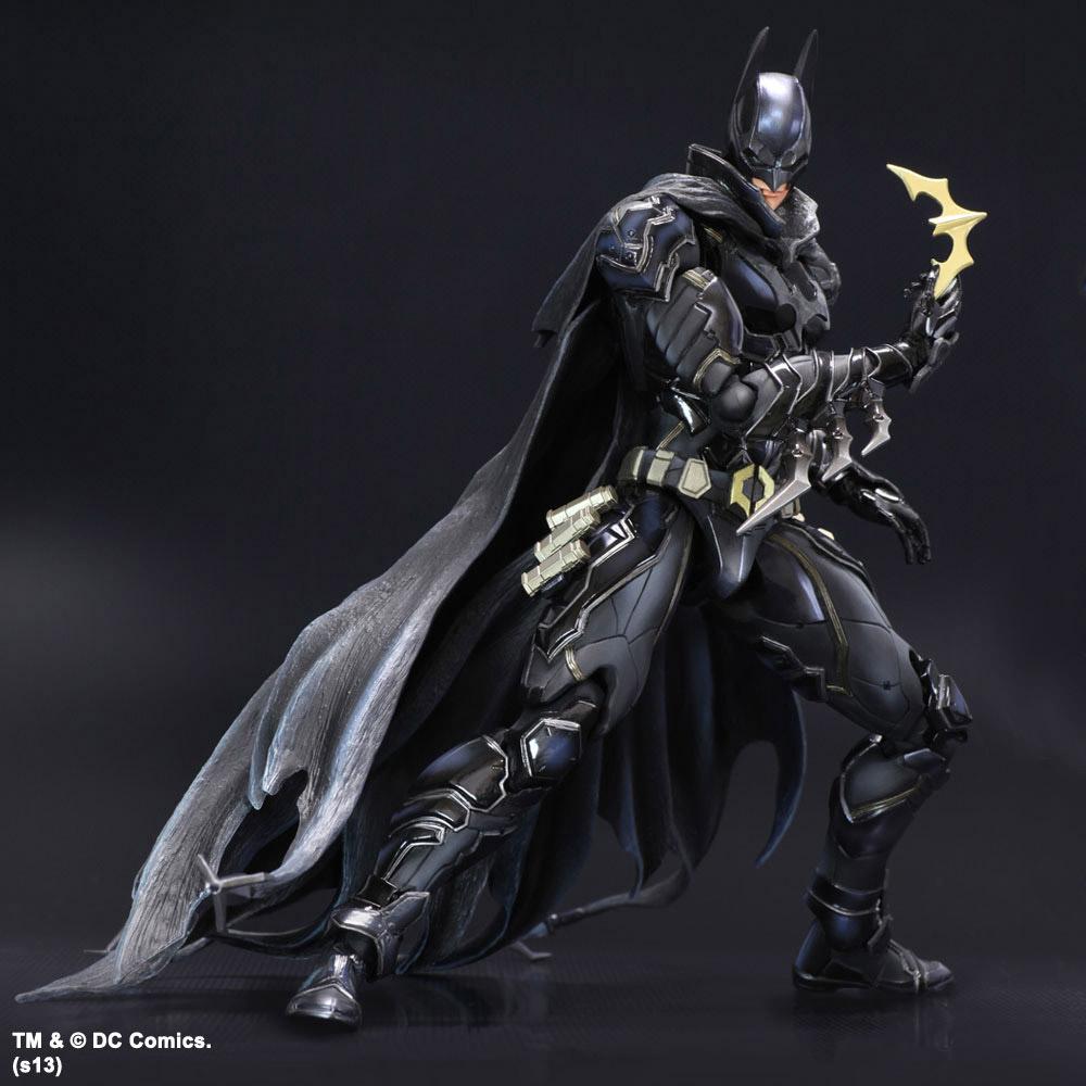 Imagen de Dc Comics Variant Play Arts Kai Figura Batman