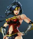 Imagen de Dc Comics Variant Play Arts Kai Figura Wonder Woman