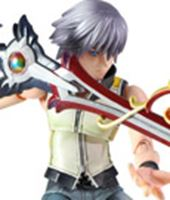 Foto de Kingdom Hearts 3D Play Arts Kai Figura Riku