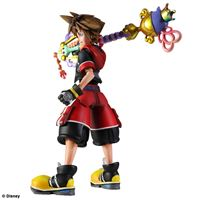 Foto de Kingdom Hearts 3D Play Arts Kai Figura Sora