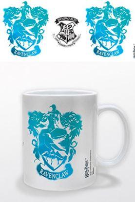 Imagen de Harry Potter Taza Ravenclaw Stencil Crest