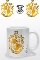 Imagen de Harry Potter Taza Hufflepuff Stencil Crest