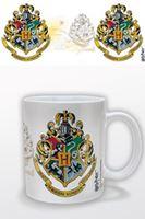 Imagen de Harry Potter Taza Hogwarts Crest