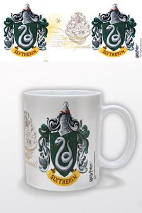 Imagen de Harry Potter Taza Slytherin Crest