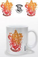 Imagen de Harry Potter Taza Gryffindor Stencil