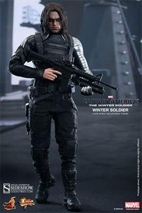 Imagen de Capitán América El Soldado de Invierno Figura Winter Soldier