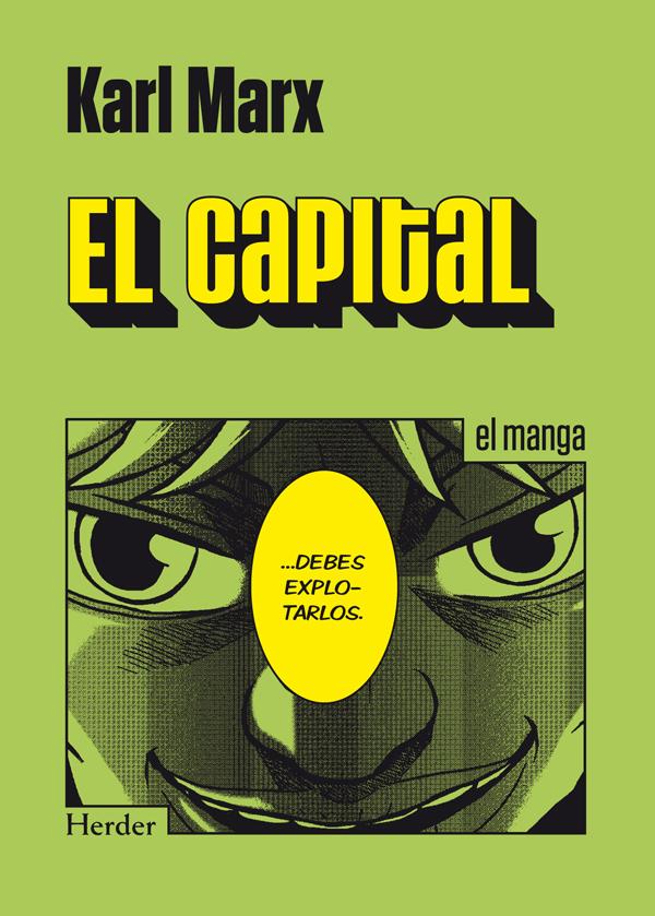 Imagen de El Capital el manga