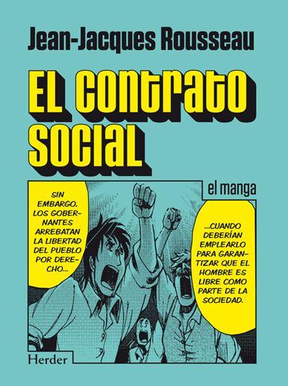 Foto de El contrato social el manga