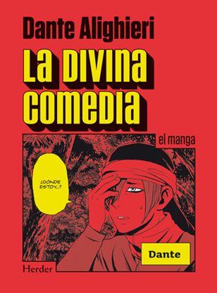 Imagen de La divina comedia el manga